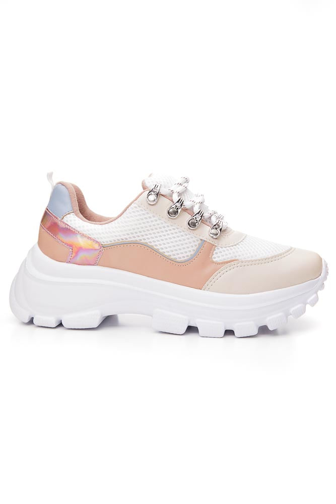 Tenis-Casual-Dad-Sneaker-Feminino-Vizzano-1356.103-Branco