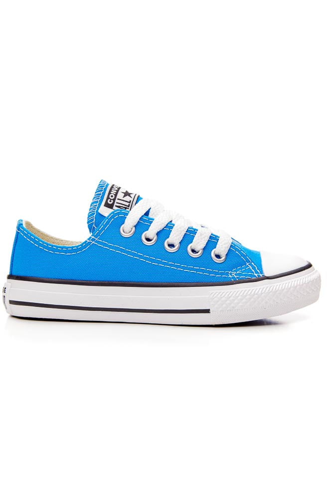 Tenis-Casual-Juvenil-All-Star-Azul-