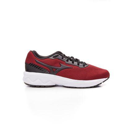 Tenis-Corrida-Unissex-Mizuno-Space-4144904-Vermelho