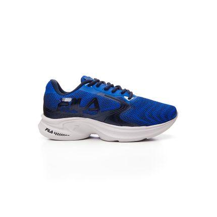 Tenis-Corrida-Masculino-Fila-Racer-Flexion-Azul-