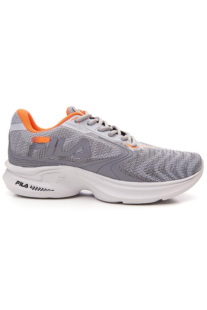 Tenis-Corrida-Feminino-Fila-Racer-Flexion-Prata