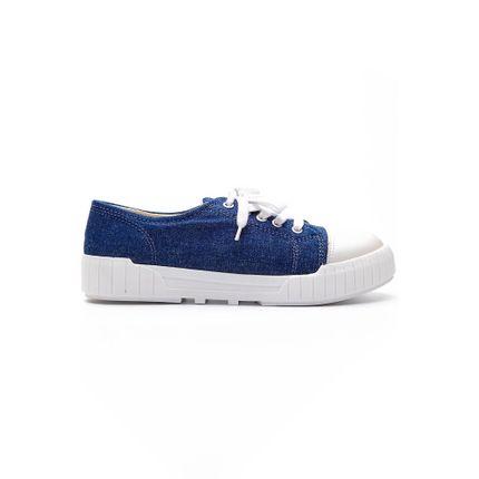 Tenis-Casual-Feminino-Bottero-326302-Azul