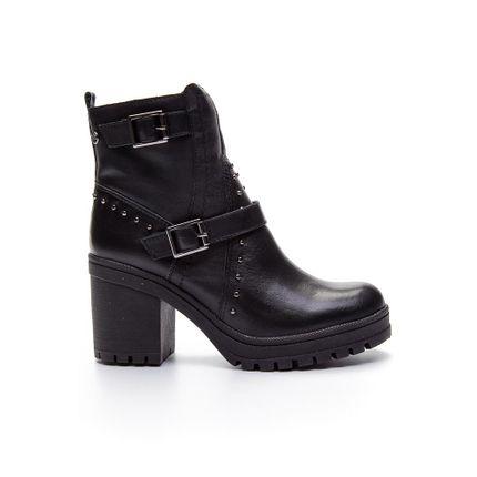 Bota-Ankle-Boot-Feminina-Bottero-327104-Couro-Preto