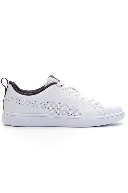 Tenis-Casual-Feminino-Puma-Smash-Ace-V2-Branco