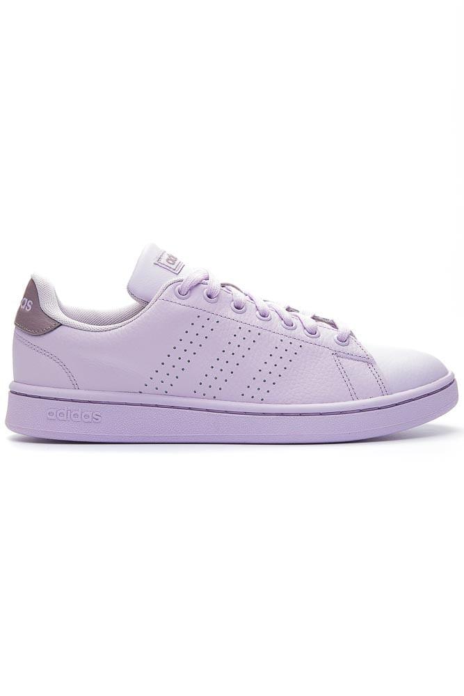 Tenis-Casual-Feminino-Adidas-Advantage-Ii-Lilas