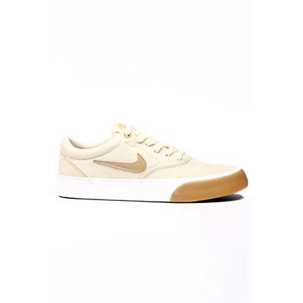 Tenis-Skate-Feminino-Nike-Sb-Charge-Canvas-Bege