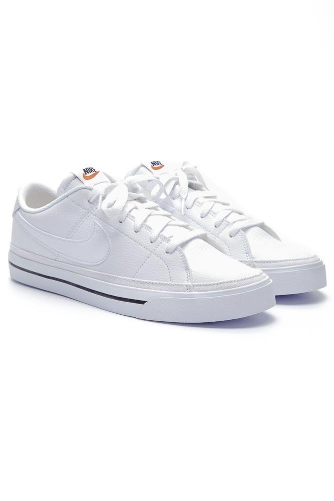 Tenis-Casual-Masculino-Nike-Court-Legacy-Branco