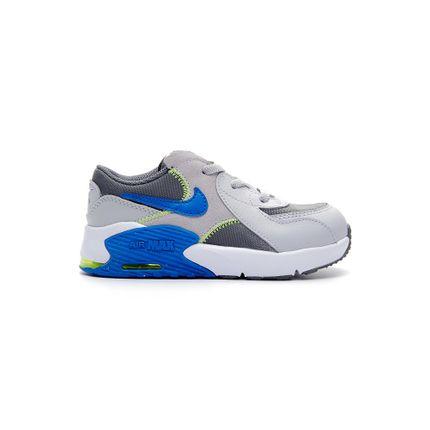 Tenis-Casual-Menino-Nike-Air-Max-Excee-Cinza-