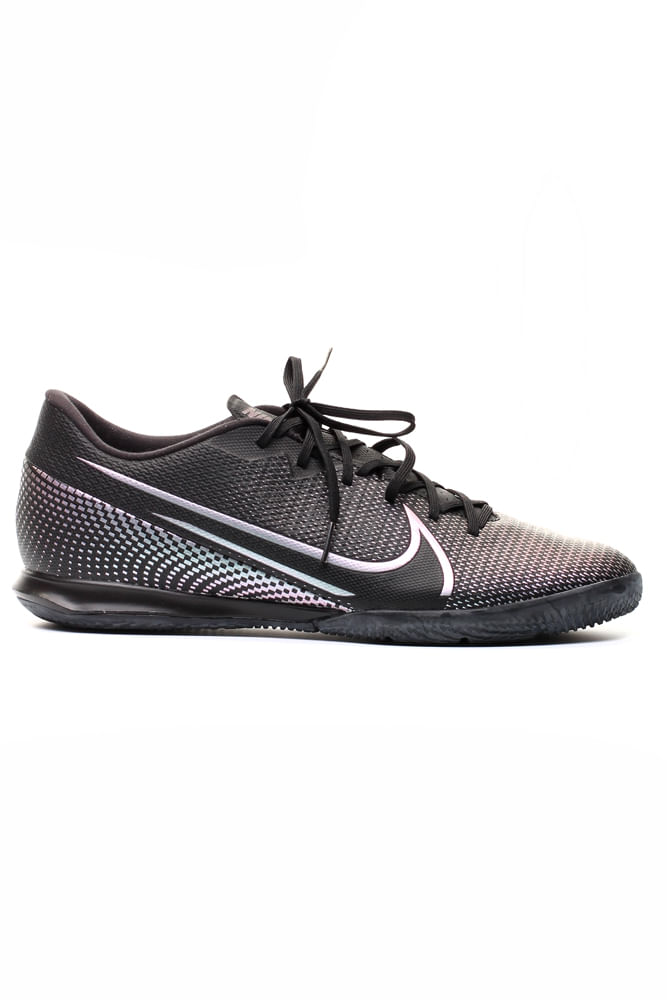 Tenis-Indoor-Nike-Mercurial-Vapor-13-Academy-Preto