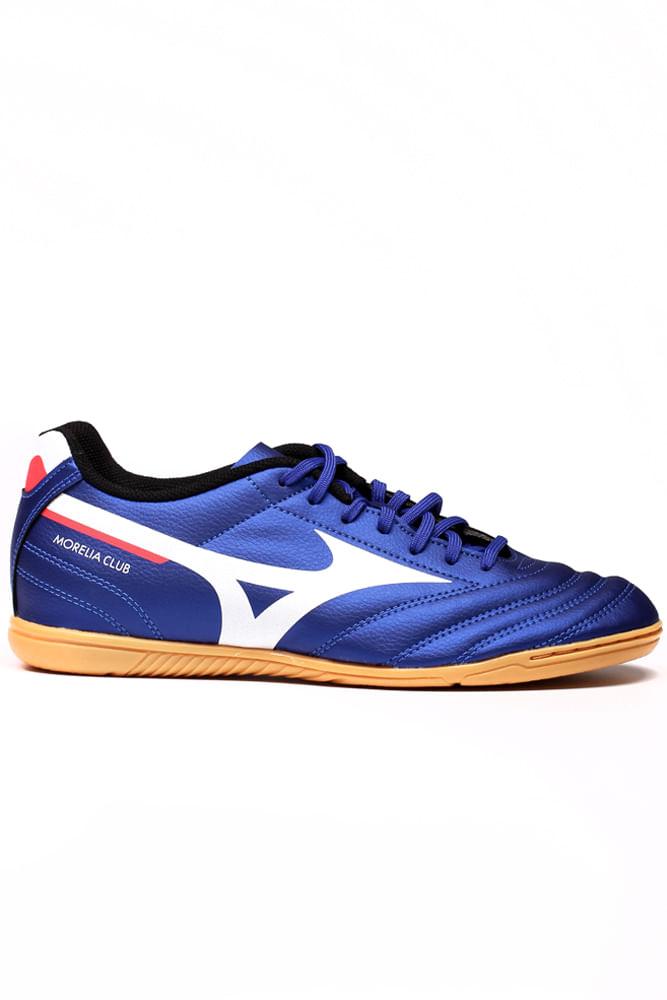 Chuteira-Futsal-Masculina-Mizuno-Morelia-Club-Azul-