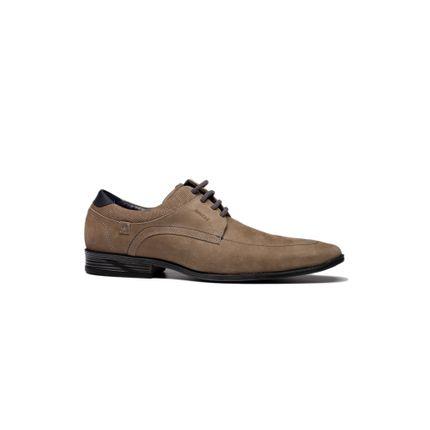 Sapato-Casual-Masculino-Ferracini-4201j-Couro-Cinza