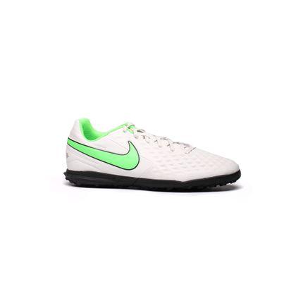 Chuteira-Society-Masculina-Adulto-Nike-Tiempo-Legend-8-Club-Tf-Branco