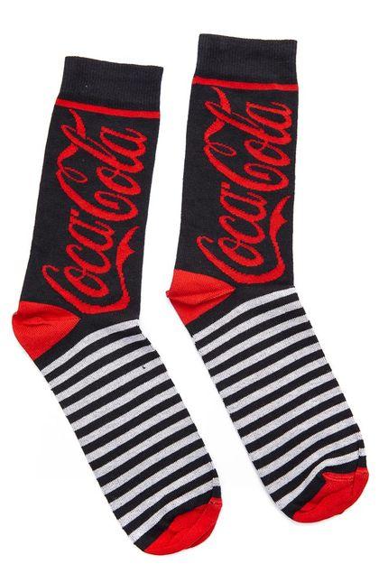 Meia-Unissex-Coca-Cola-Cano-Alto-Sortido