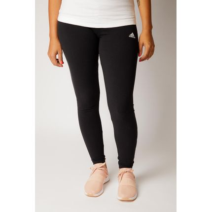 Calca-Legging-Feminina-Adidas-Logo-Linear-Preto