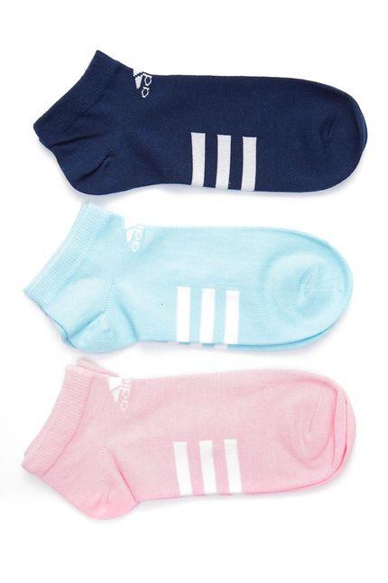 Kit-3-Pares-De-Meias-Unissex-Infantil-Adidas-Sortido