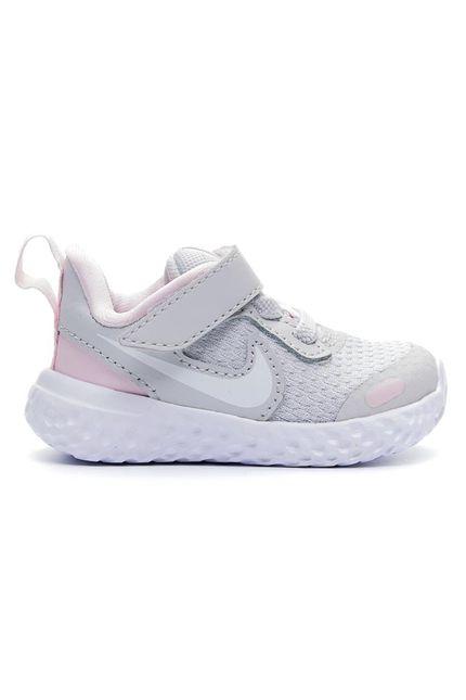 Tenis-Esportivo-Menina-Nike-Revolution-5.-Cinza-