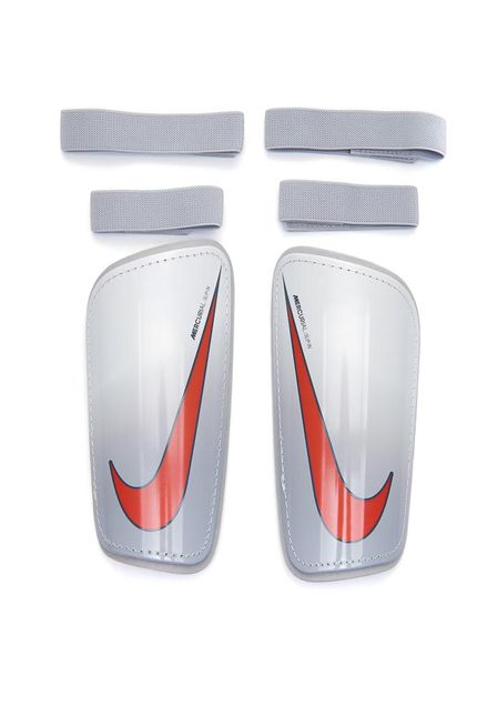 Caneleira-Nike-Mercurial-Hard-Shell-Cinza