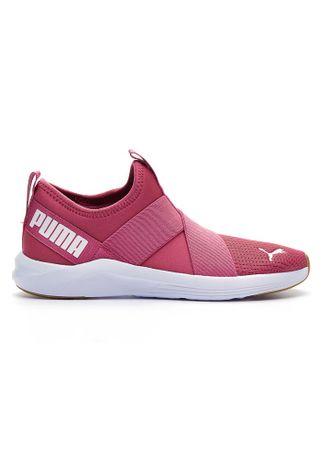 Tenis-Academia-Feminino-Slip-On-Puma-Prowl-Rosa