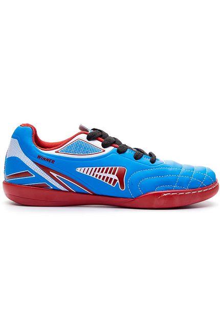 Tenis-Indoor-Infantil-Winner-Azul-