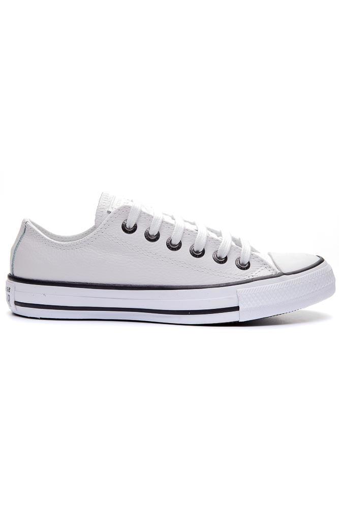 Tenis-Casual-Unissex-All-Star-Converse-Ct04480001-Branco