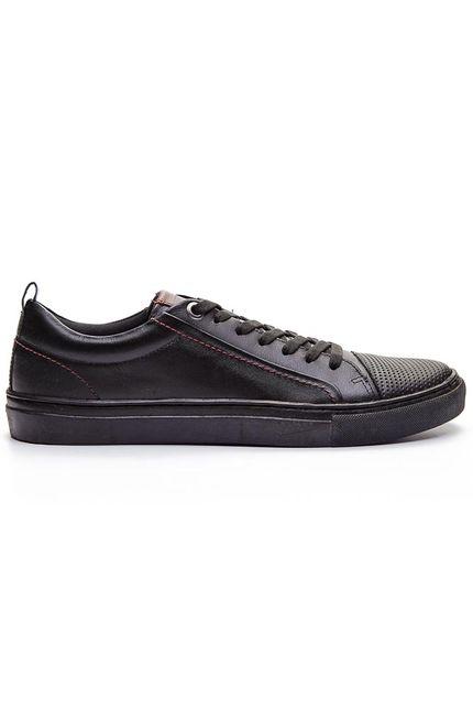 Sapatenis-Casual-Masculino-Cotton-Shoes-Preto