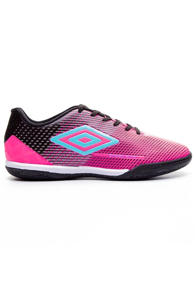 Tenis-Futsal-Masculino-Indoor-Umbro-Sonic-Rosa