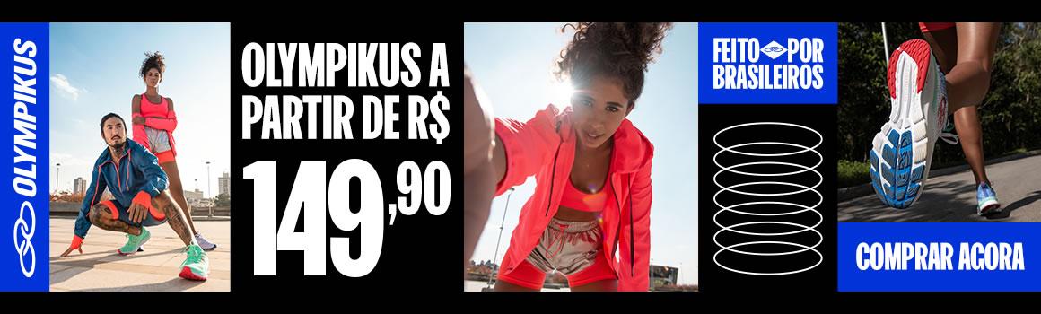 Olympikus a partir de R$149