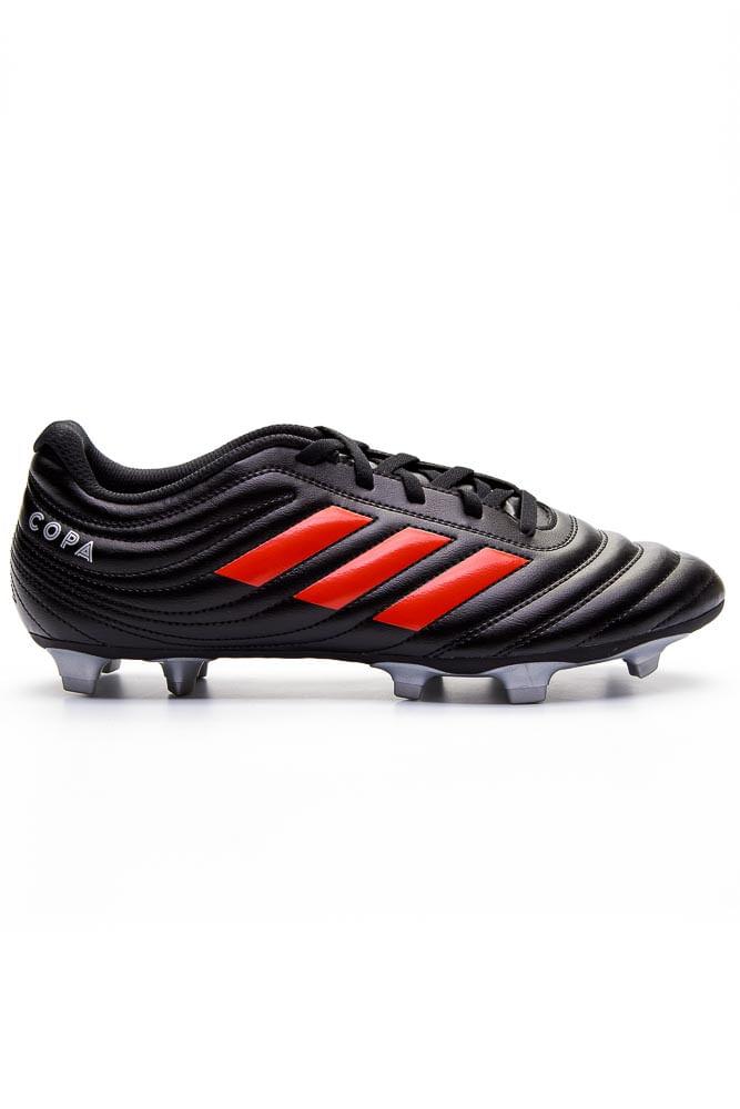 Chuteira-Copa-19.4-Firm-Ground-Boots-Preto