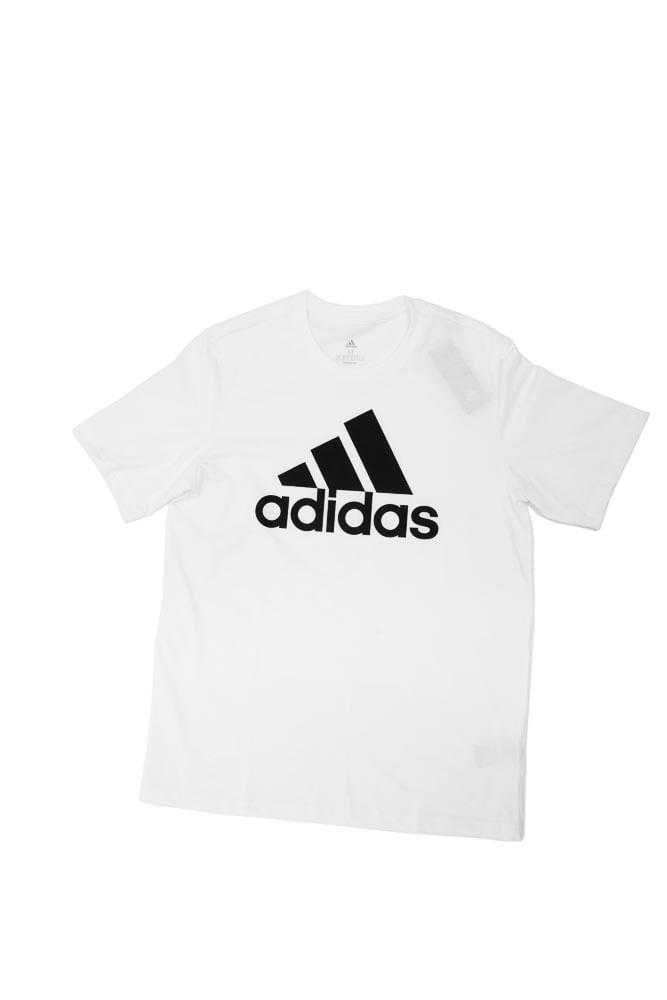 Camiseta-Casual-Masculina-Adidas-Gk9121-Branco