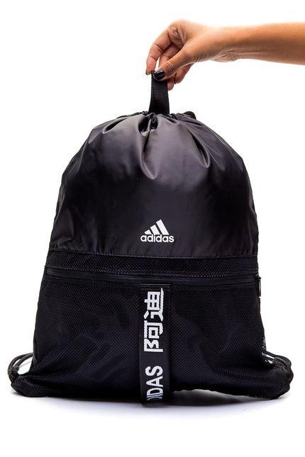 Porta-Chuteira-Adidas-Gyn-Bag-Fj4446-Preto