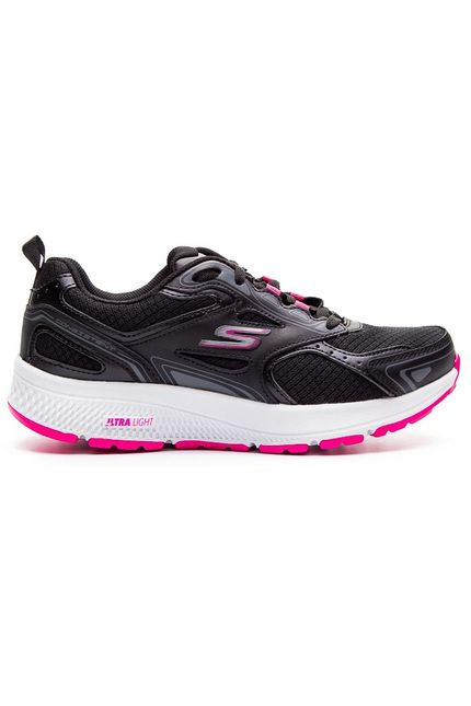 Tenis-Corrida-Feminino-Skechers-Go-Run-Consistent-Preto