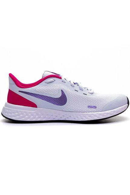 Tenis-Esportivo-Menina-Nike-Revolution-5-Cinza