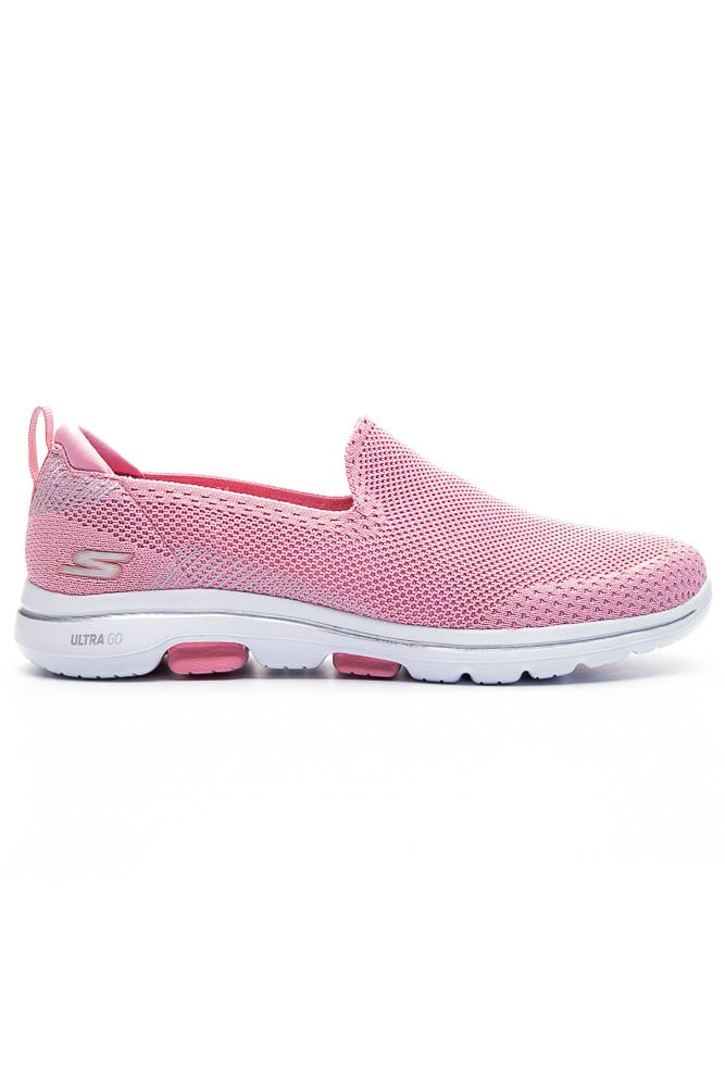 Sapatilha-Caminhada-Feminina-Skechers-Go-Walk-5-Rosa