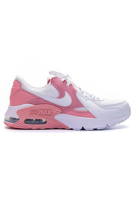 Tenis-Casual-Feminino-Nike-Air-Max-Excee-Rosa