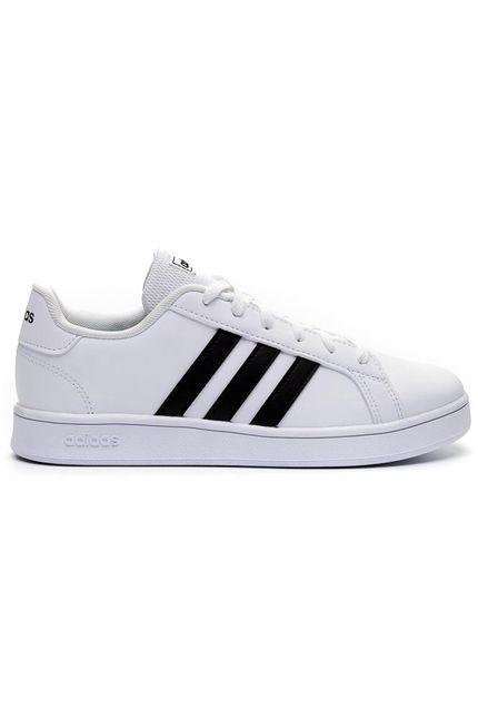 Tenis-Infantil-Adidas-Grand-Curt-Branco