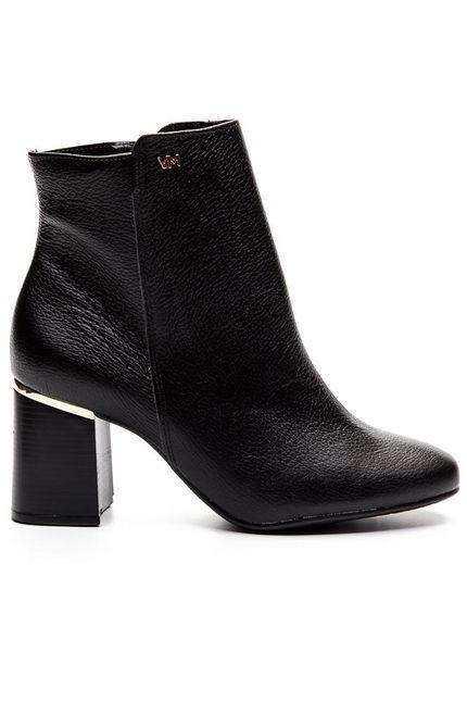 Bota-Ankle-Boot-Femino-Via-Marte-Preto