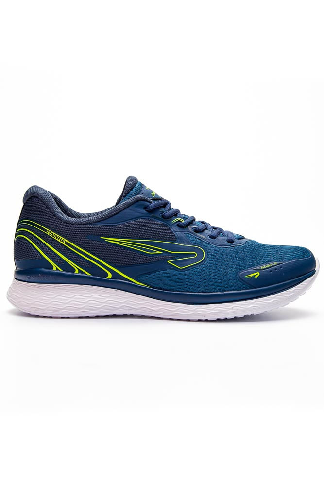 Tenis-Caminhada-Masculino-Rainha-Rush-2-Azul