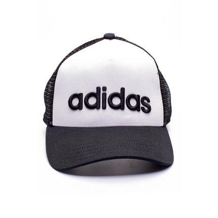 Bone-Esportivo-Masculino-Adidas-H90-Linear-Branco