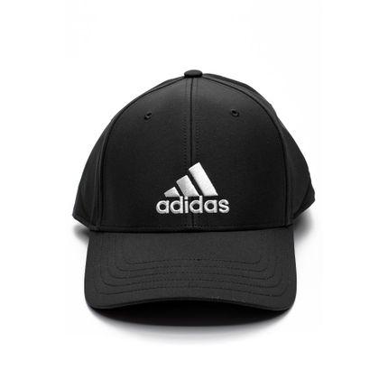 Bone-Esportivo-Unissex-Adidas-Baseball-Logo-Preto