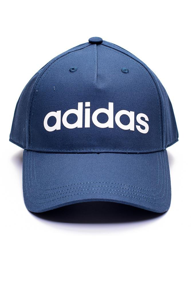Bone-Esportivo-Unissex-Adidas-Daily-Azul