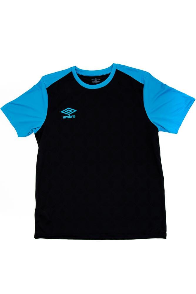 Camiseta-Esportiva-Masculina-Umbro-D-Four-Preto