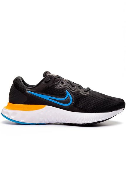 Tenis-Corrida-Masculino-Nike-Renew-Run-2.-Preto