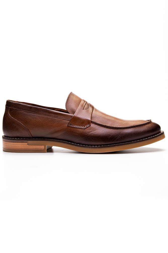 Sapato-Social-Loafer-Masculino-Talkflex-12603-Couro-Marrom