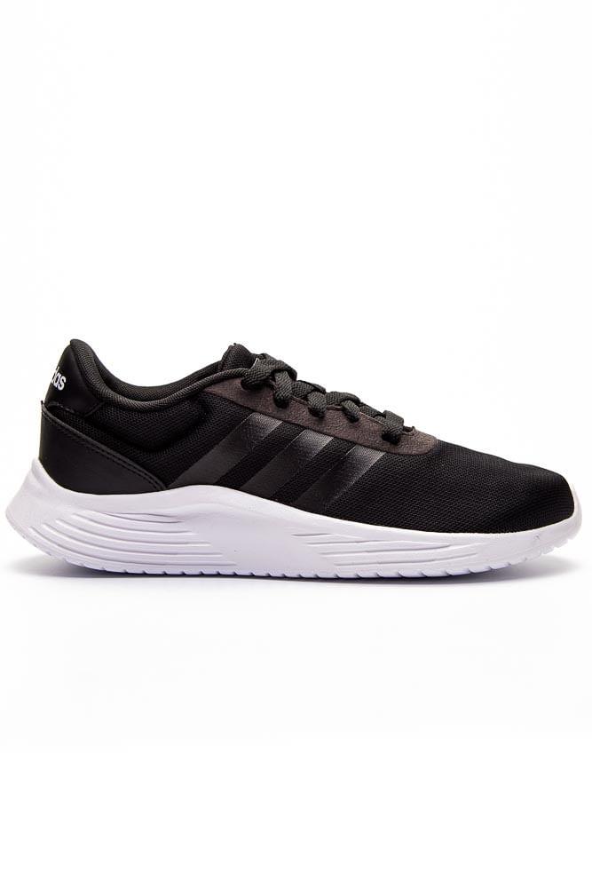 Tenis-Caminhada-Feminino-Adidas-Lite-Racer-2.0-Preto
