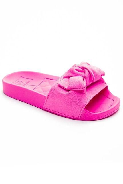 Chinelo-Slide-Infantil-Menina-Molekinha-Laco-Pink-