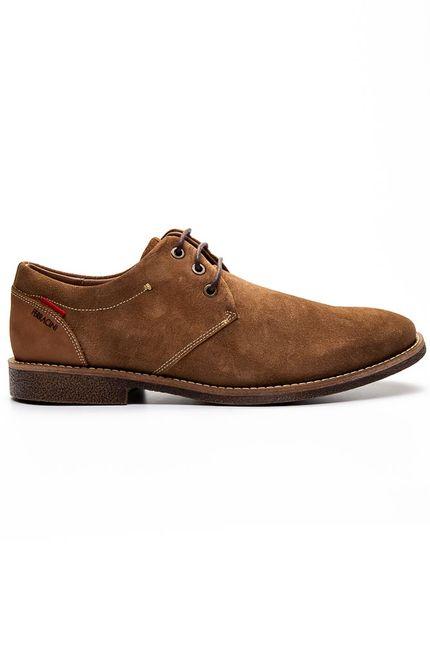Sapato-Casual-Masculino-Ferracini-6430b-Couro-Marrom