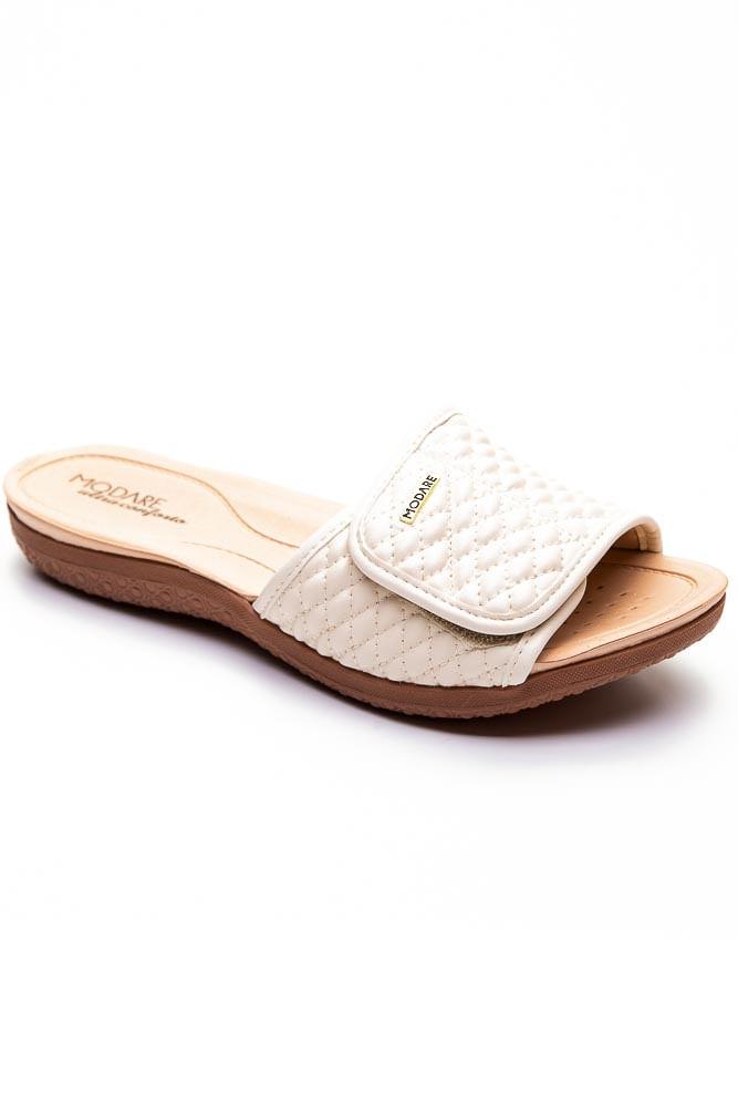 Tamanco-Conforto-Modare-Branco