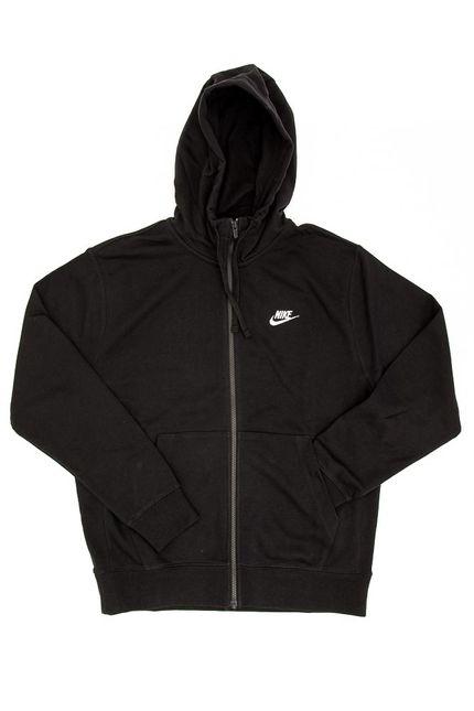 Jaqueta-Moletom-Masculina-Nike-Sportswear-Club-Preto