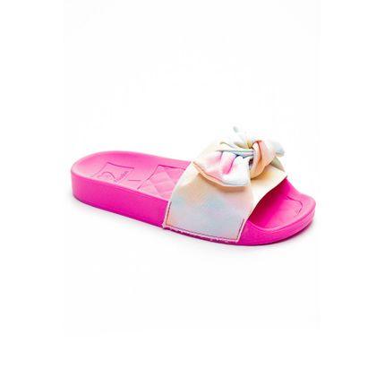 Chinelo-Slide-Infantil-Menina-Molekinha-Laco-Tie-Dye-Rosa-Escuro