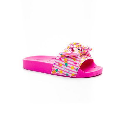Chinelo-Slide-Infantil-Menina-Molekinha-Laco-Pink